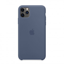 11 Pro Max Silicon Case Alaskan Blue (MX032)