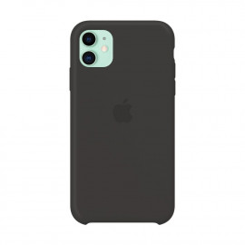 iPhone 11 Silicon Case Black (MWVU2)