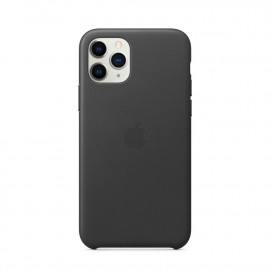 11 Pro Leather Case Black (MWYE2)