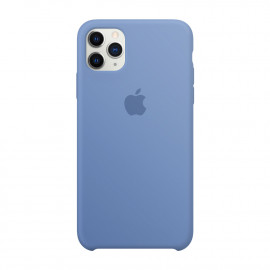 Чехол Apple Copy iPhone 11 Pro Max силикон Blue