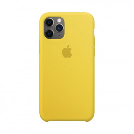 11 Pro силикон Canary Yellow