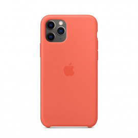 iPhone 11 Pro Silicon Case Clementine (MWYQ2)