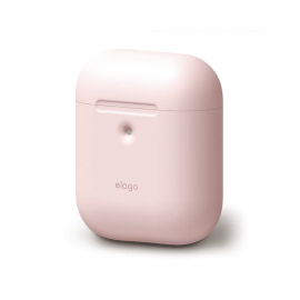 Чехол Elago A2 Silicone Case with Wireless Charging Case for Airpods Lovely Pink (EAP2SC-PK)
