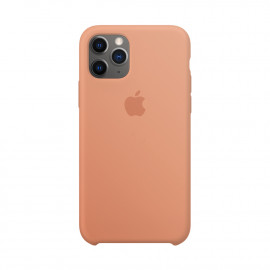 Чехол Apple Copy iPhone 11 Pro силикон Peach