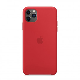 11 Pro Max Silicon Case Red (MWYV2)