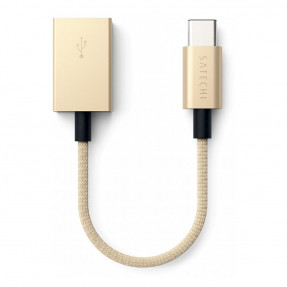 satechi-type-c-totype-a-cabled-adapter-gold-st-tccag-1