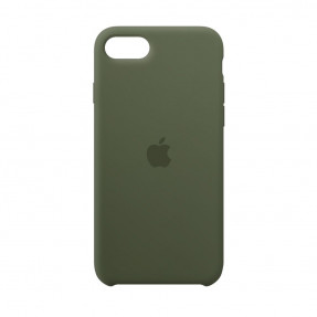 Чехол Apple Copy iPhone 7/8/SE силикон Pinery Green