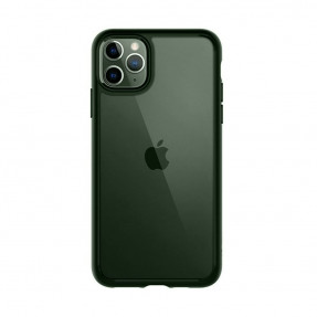 SGP ULTRA HYBRID для iPhone 11 Pro Midnight Green