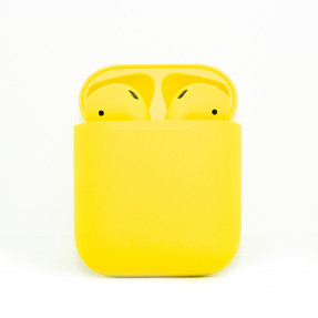 Apple AirPods 2019 Yellow