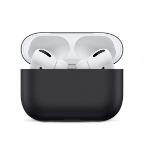 Silicon Ultra Thin Case для AirPods Pro Black