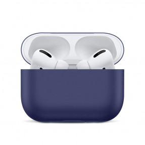 Silicon Ultra Thin Case для AirPods Pro Midnight Blue