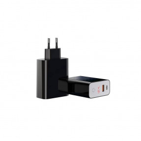Адаптер питания Baseus Speed PPS Quick Charger Smart ShutDown Black