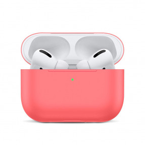 Silicone Slim Case для AirPods Pro Coral