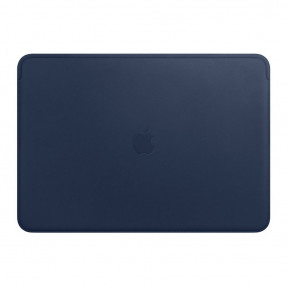 Apple MacBook Pro 15 Leather Sleeve Midnight Blue (MRQU2)