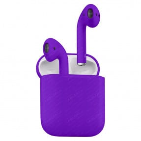 Apple AirPods Purple