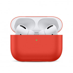Silicone Slim Case для AirPods Pro Red