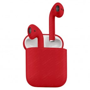 Apple AirPods Red