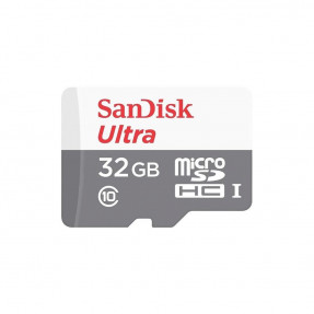 SanDisk Ultra microSDHC UHS-I Card 32GB