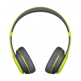 Beats Solo2 Wireless Active Collection Shock Yellow