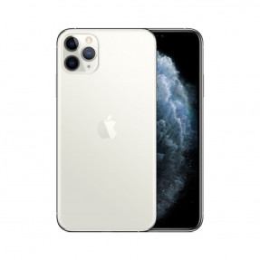 iPhone 11 Pro Max Dual Sim 256 GB Silver