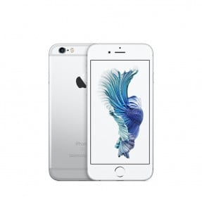 iPhone 6s Silver 128 GB