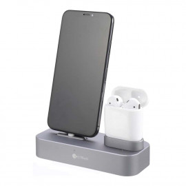 wireless_station_coteetci_aluminum_2in1_charging_base_gray_1