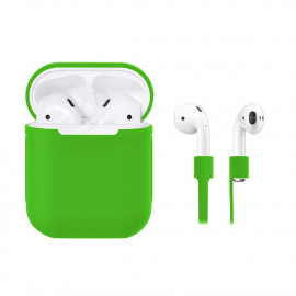 airpods-silicone-case-straps-green