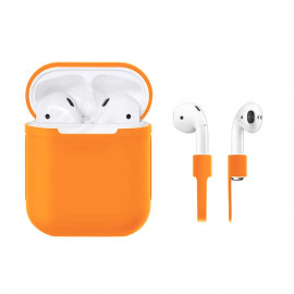 airpods-silicone-case-straps-orange
