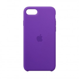 Чехол Apple Copy iPhone 7/8/SE силикон Purple