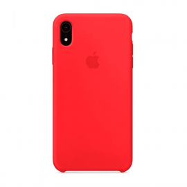 silicone-case-apple-copy-iphone-xr-red