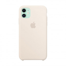 Чехол Apple Copy iPhone 11 силикон Antique White