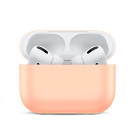 Silicon Ultra Thin Case для AirPods Pro Pink Sand