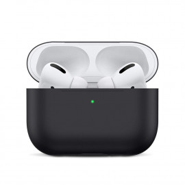 Silicone Slim Case для AirPods Pro Black
