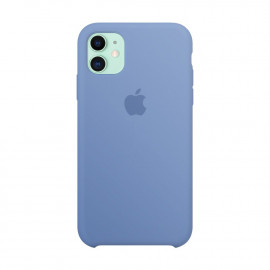 Чехол Apple Copy iPhone 11 силикон Blue