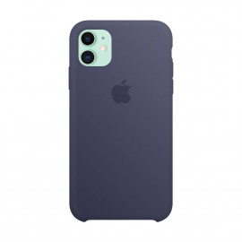 Чехол Apple Copy iPhone 11 силикон Blue Cobalt