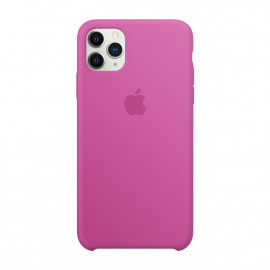 Чехол Apple Copy iPhone 11 Pro Max силикон Bright Pink