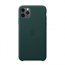 11 Pro Max Leather Case Forest Green (MX0C2)