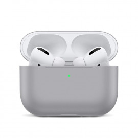 Silicone Slim Case для AirPods Pro Gray