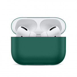 Silicon Ultra Thin Case для AirPods Pro Dark Pine Green