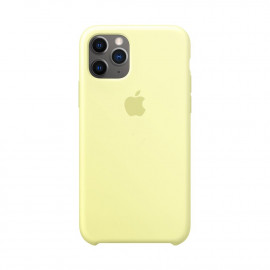11 Pro силикон Mellow Yellow