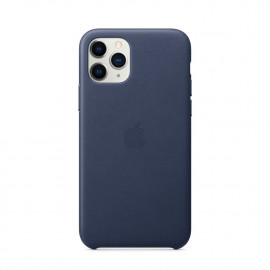 11 Pro Leather Case Midnight Blue (MWYG2)