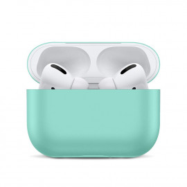 Silicon Ultra Thin Case для AirPods Pro Mint