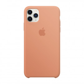 Чехол Apple Copy iPhone 11 Pro Max силикон Peach