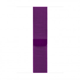 remeshok-milanese-loop-magnetic-closure-dlja-apple-watch-42-mm-purple-kopija-1