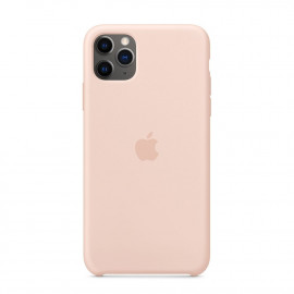 11 Pro Max Silicon Case Pink Sand (MWYY2)
