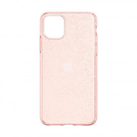 SGP LIQUID CRYSTAL GLITTER для iPhone 11 Rose Quartz