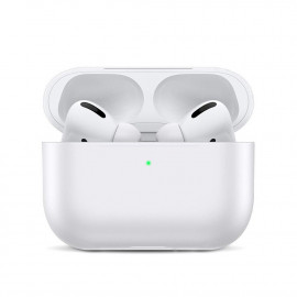 Silicone Slim Case для AirPods Pro White