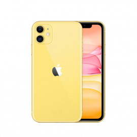iPhone 11 Dual Sim Yellow 256GB