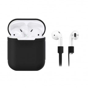 airpods-silicone-case-straps-black