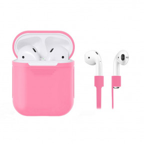 airpods-silicone-case-straps-pink